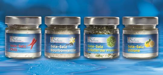 Rezept für Matjesfilet mit Solium Gewürzsalz Chili