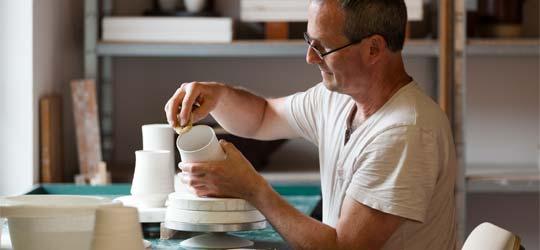 Fotografie der Keramiker in Hessen